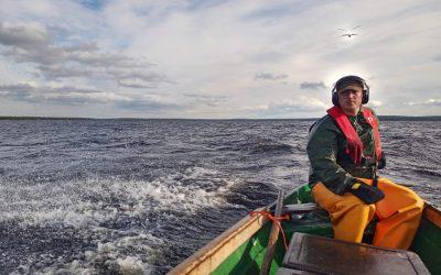 Rekrytointihankkeella uusia kalastajia Sodankylään